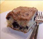 Blueberry Coffee Cake