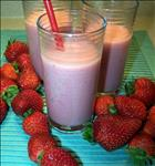 Strawberry Cheesecake Smoothie #2