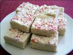 Peppermint Sugar Cookie Bark