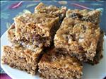 Chewy Honey Apple Fig Bars