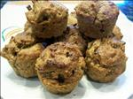 Whole Wheat Fig Muffins