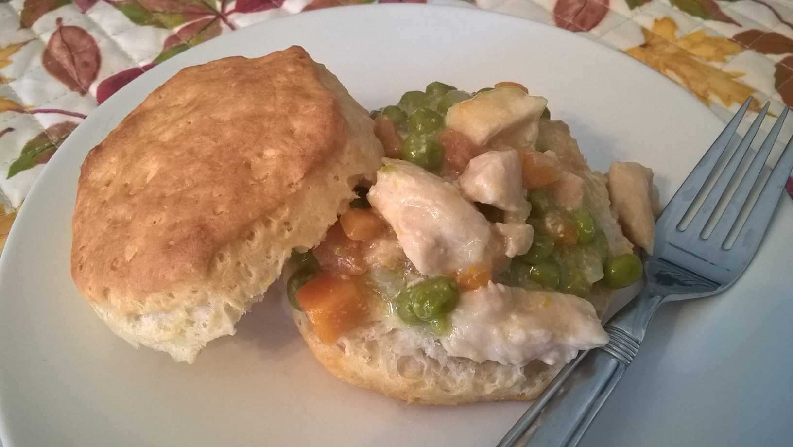 Chicken and Biscuits