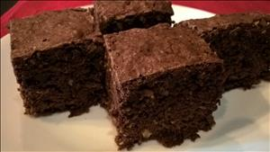 Bran Brownies