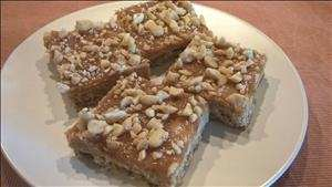 Taffy Apple Bars