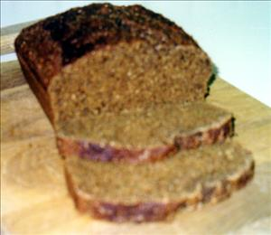 High Fiber Bread